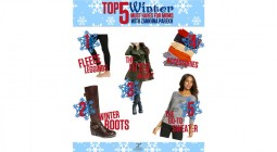 The top 5 winter must-haves for moms!