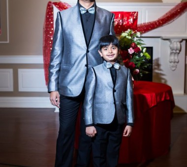 Father-Son 40th Birthday outfits